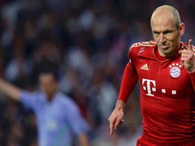 Robben planning to stay at Bayern