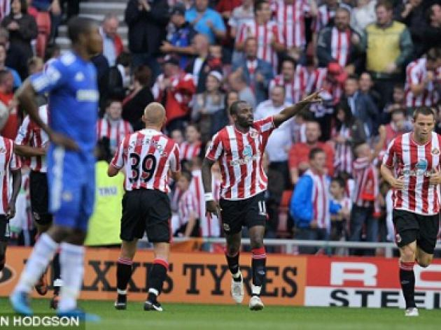 Sunderland 1 Chelsea 3: Ancelotti's men roar back in sensational style