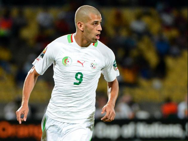 Algeria begin with a win