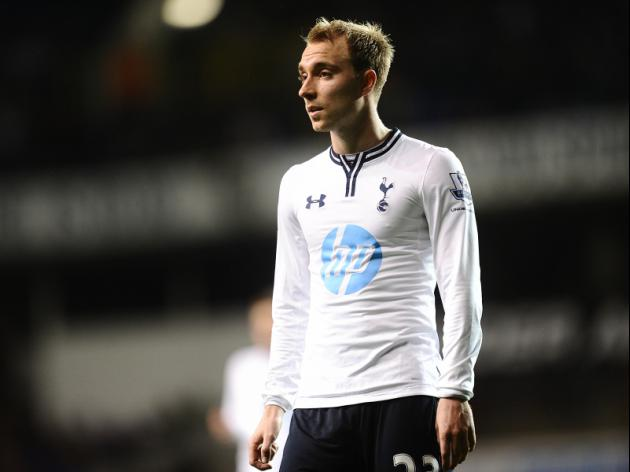 Tottenham's record vs big clubs MUST improveto make Premier League top four, says Christian Eriksen