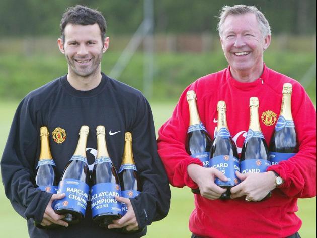 Ferguson salutes retiring Giggs