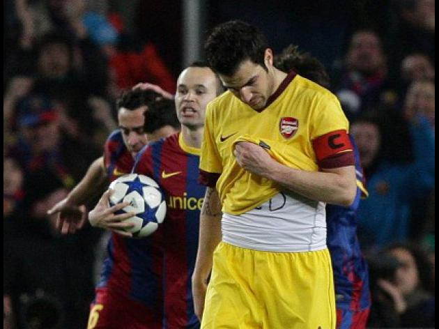 Arsenal, Barcelona agree Fabregas deal
