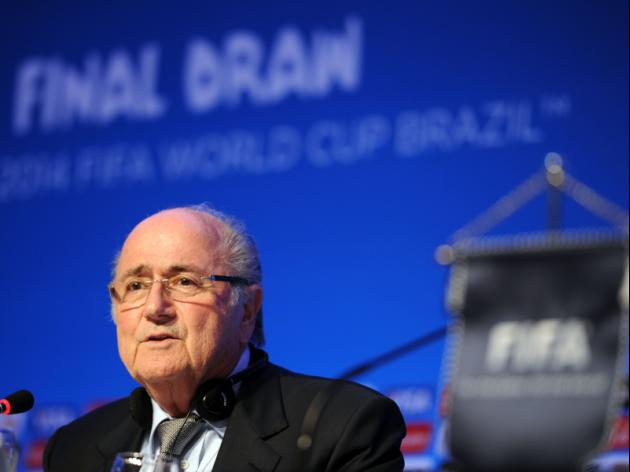 Blatter says Qatar for 2022 World Cup a mistake