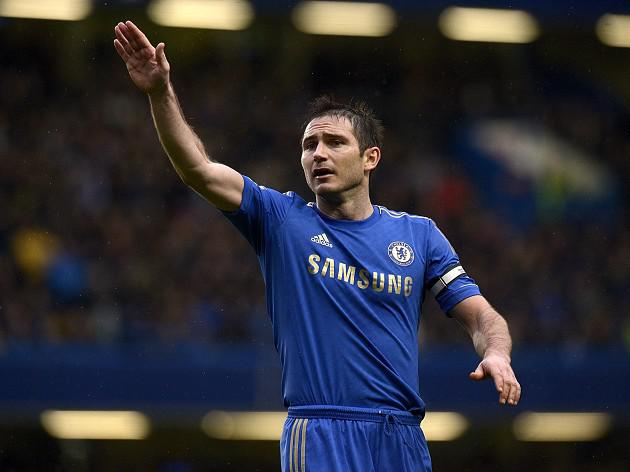 Lampard eyes the 100 club