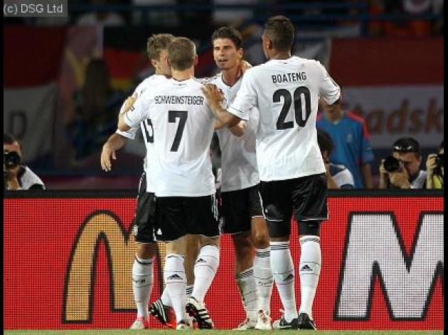 Denmark V Germany : UEFA Euro 2012 Match Preview
