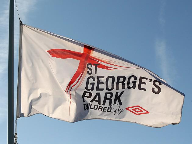 Virus sets in at St George's Park