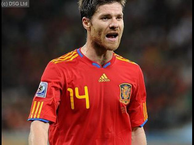 Top 10 Midfielders of 2012: 4 - Xabi Alonso