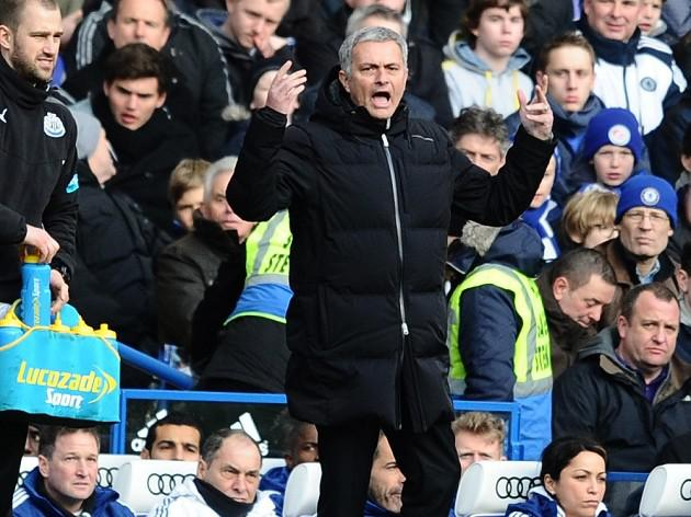 Mourinho happy to economise