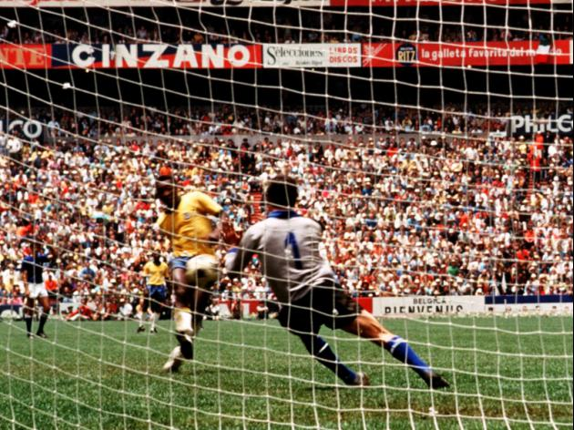 World Cup 2014 - 37 days to go: Greats - Pele