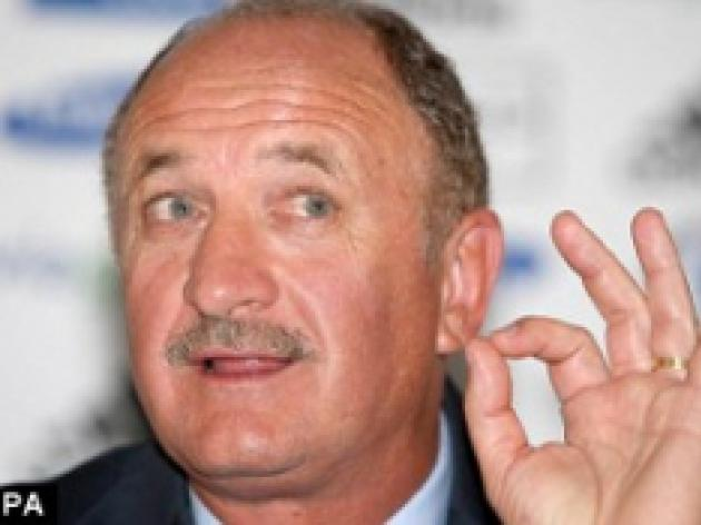 Are you watching Liverpool? Scolari leads Uzbeks to title record