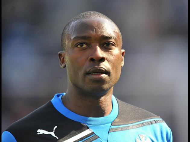 Ameobi expects battle for top five