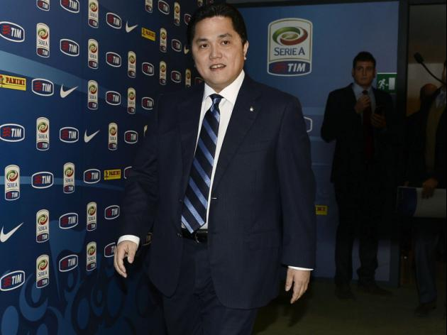 Inter owner eyes revenue-boosting Asia tour