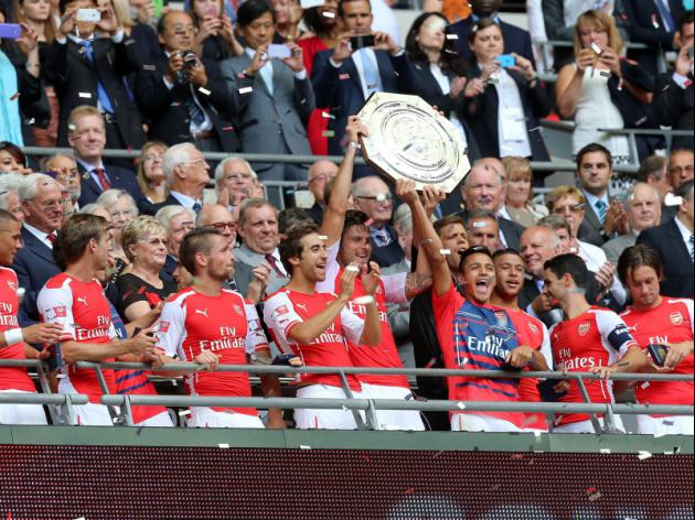 Arsenal's Community Shield Heroics show the Gunners can be Title Contenders