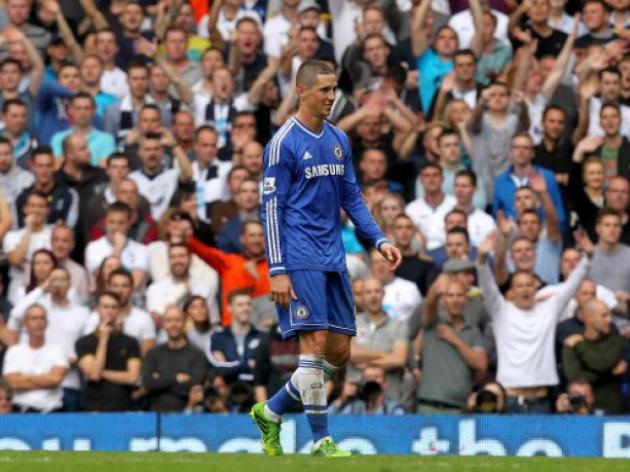 Mourinho irked by Torres red in Chelsea draw