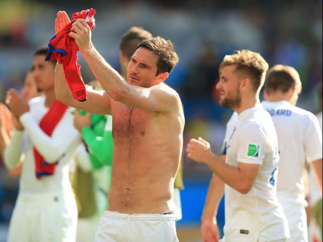 Lampard looking to the future
