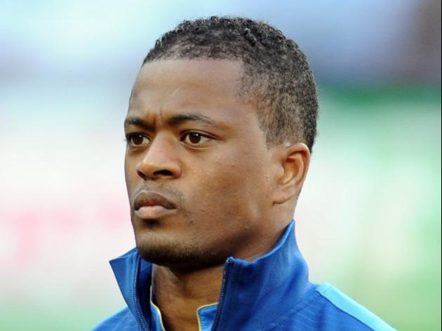 Evra boosted by strong team spirit