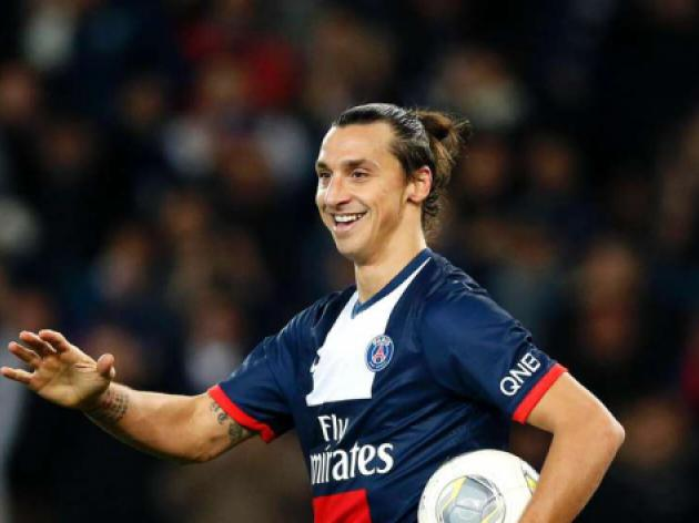 Ibra nets hat-trick as PSG prove too strong