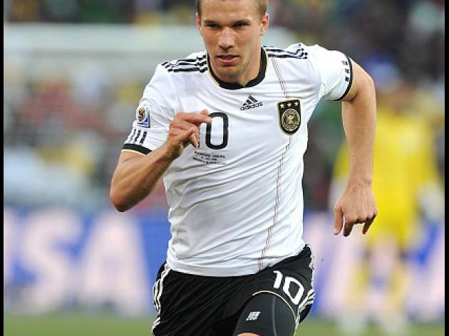 Podolski to join Arsenal in the summer