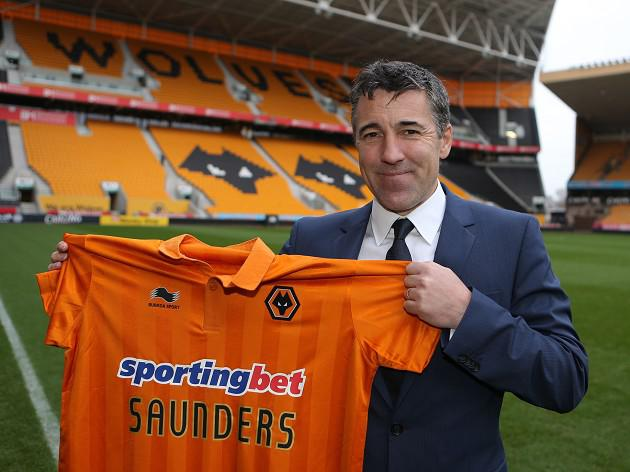 Wolves Manager Dean Saunders plotting Premier League return