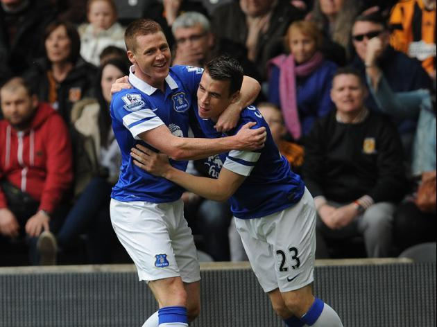 Toffees tame Tigers on final day