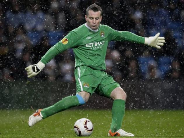 Aston Villa sign Shay Given from Manchester City