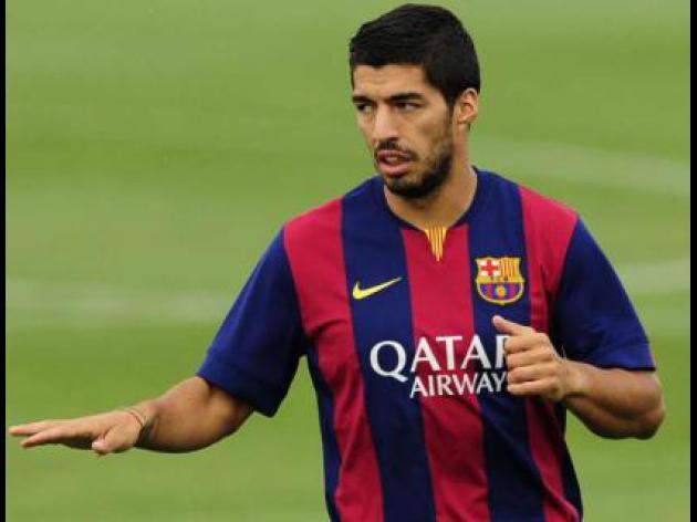 Barca target Clasico bounceback on Suarezs home debut