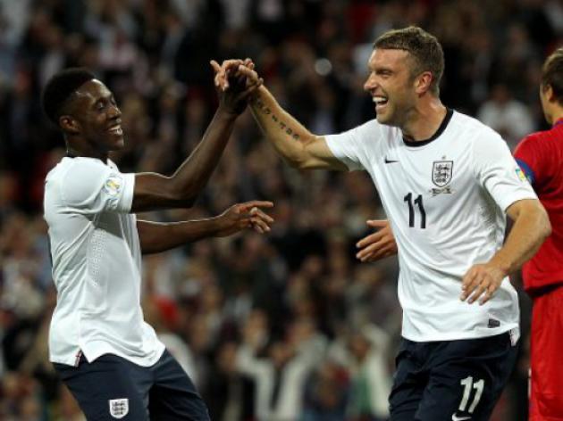 England squad to face Montenegro, Poland