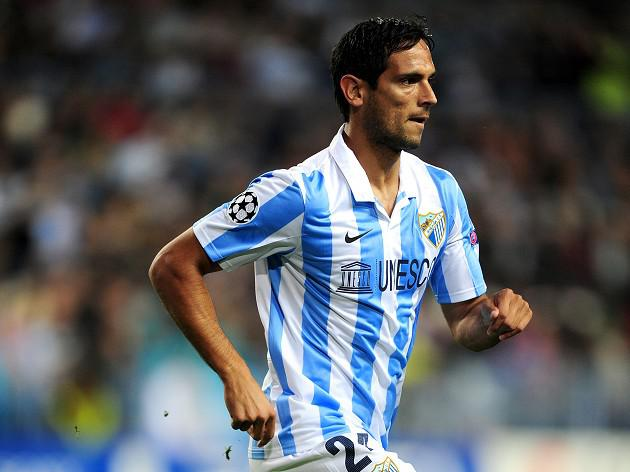 Malaga sign up Santa Cruz