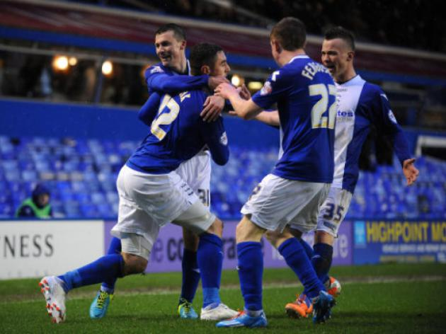 Birmingham V Derby at St Andrews Stadium : Match Preview
