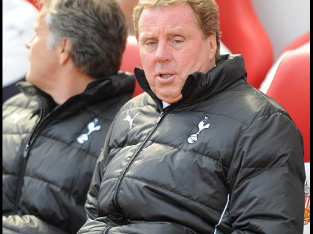 Magpies hold the aces - Redknapp