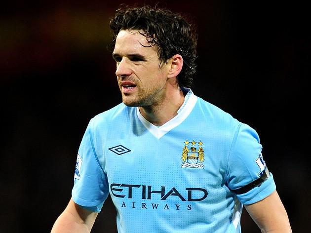 Former Man City player Hargreaves happy to bide his time