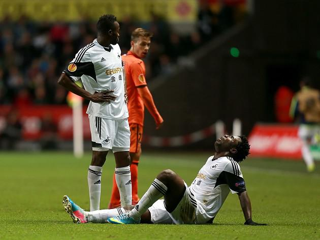 Bony injury blow for Swans