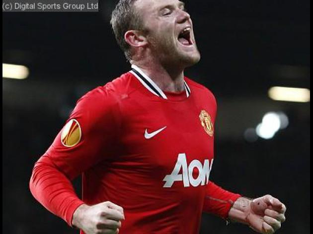 Gordon Taylor on PFA Players' Player of the Year nominee: Wayne Rooney