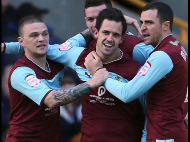 Burnley 2-1 Reading: Match Report