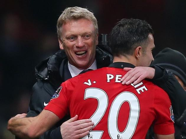 Van Persie: Moyes will come good