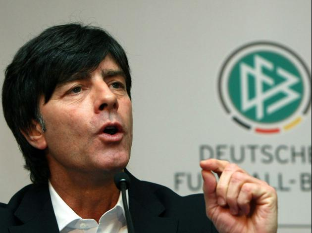 Germany coach Loew dreams of World Cup final - against Italy