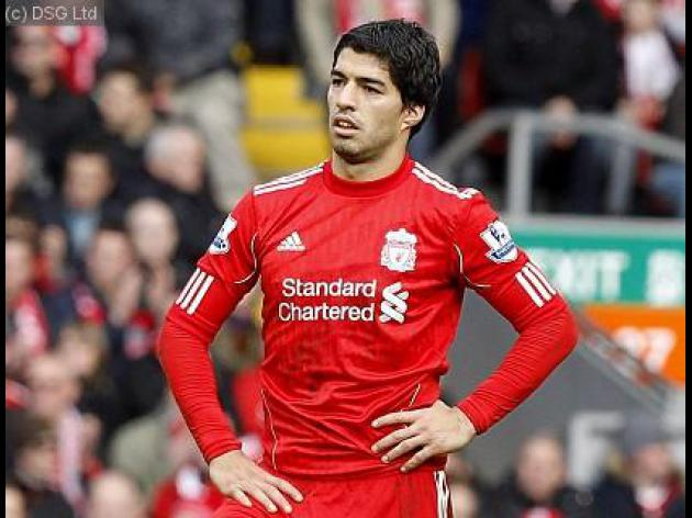 Fans abuse means they fear me, says Suarez