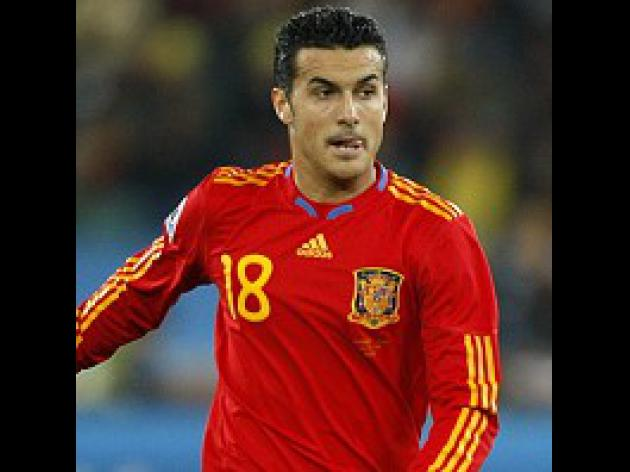 Pedro surprised by starting role