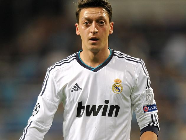 Ozil lured to Arsenal to work under Wenger