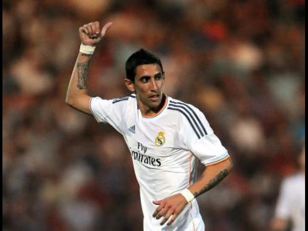 Di Maria says adios to Madrid
