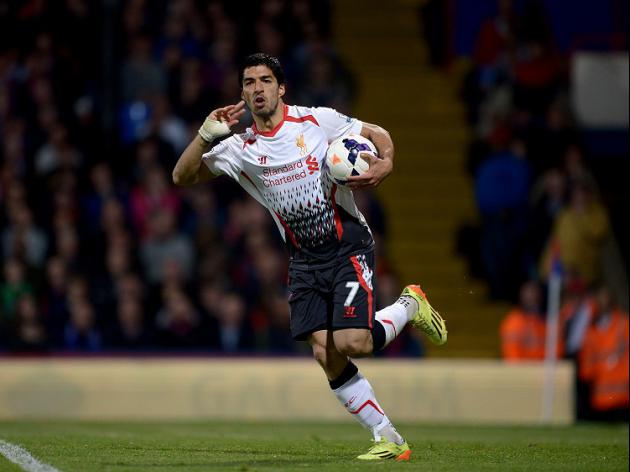 Rodgers: Suarez has made me better
