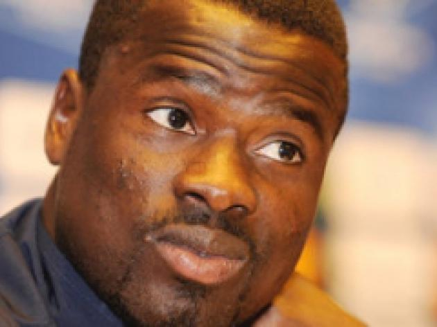Eboue won't comment on future