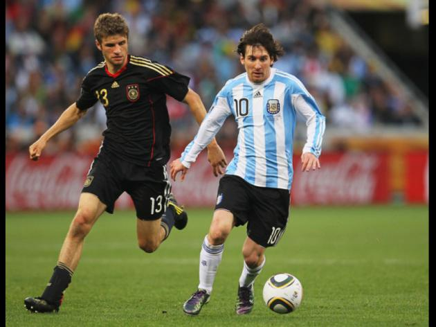 World Cup Final 2014 Match Live: Argentina vs Germany