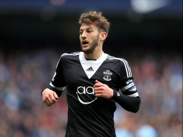 Liverpool Want Saints Star Adam Lallana