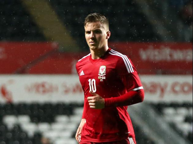 Evans rescues draw for Wales U21s