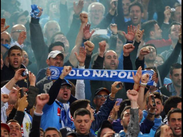 Finance police raid Napoli