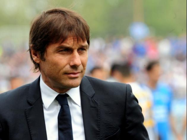 Conte relaxed ahead of Juve clash with Napoli