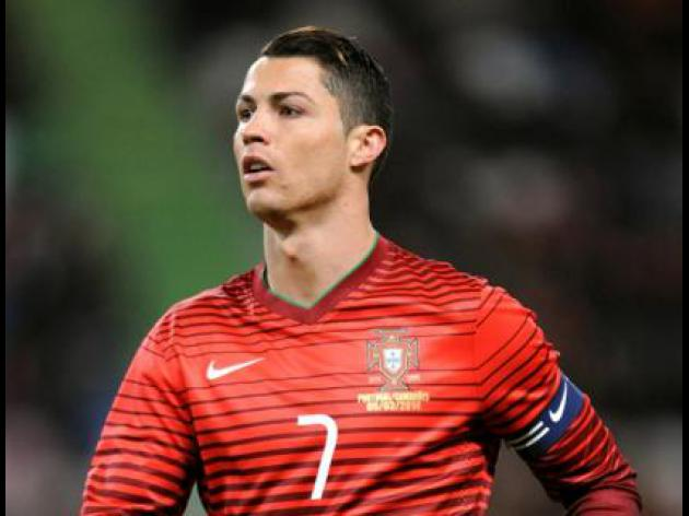 Portugal sweat over Ronaldo injury