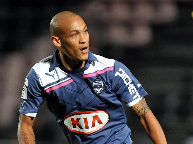 Gouffran announces Newcastle move