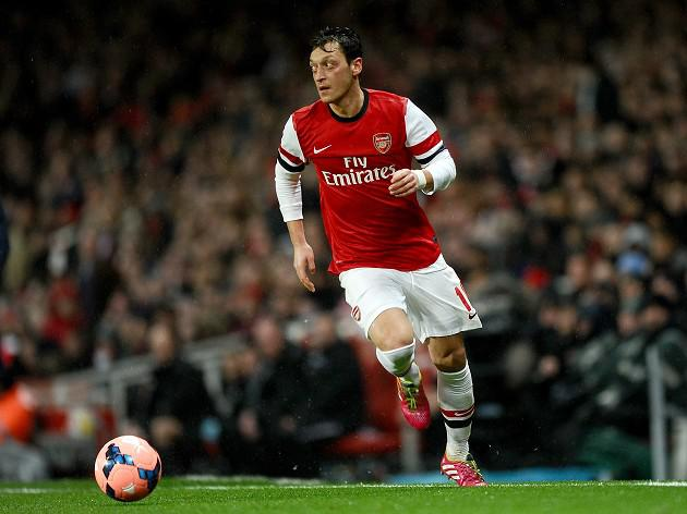 Ozil must ignore expectation